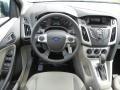 2012 Frosted Glass Metallic Ford Focus SE Sedan  photo #7