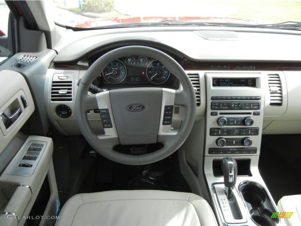 2012 ford flex sel medium light stone dashboard photo 57092312 gtcarlot com