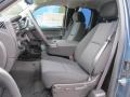 2012 Blue Granite Metallic Chevrolet Silverado 1500 LT Extended Cab 4x4  photo #8