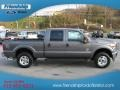2012 Sterling Grey Metallic Ford F250 Super Duty XLT Crew Cab 4x4  photo #5