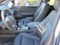 2012 BMW X3 Black Interior Interior Photo