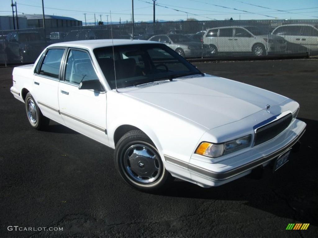 1996 White Buick Century Sedan 57094773 Gtcarlot Com Car Color Galleries