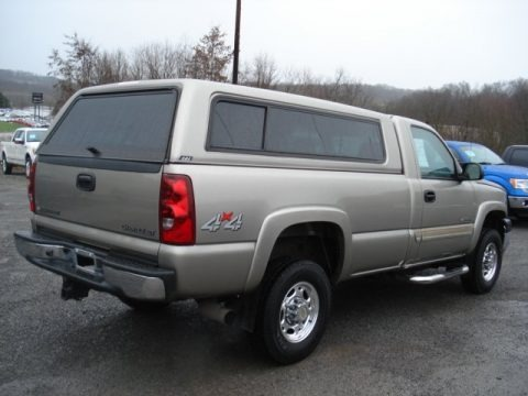 2003 chevrolet silverado 2500hd regular cab 4x4 data info and specs. Black Bedroom Furniture Sets. Home Design Ideas