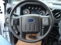 Steel Steering Wheel Photo for 2012 Ford F350 Super Duty #57105085