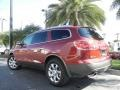 2008 Red Jewel Buick Enclave CXL  photo #8