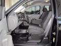 2011 Black Chevrolet Silverado 1500 Extended Cab  photo #9