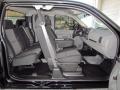 2011 Black Chevrolet Silverado 1500 Extended Cab  photo #12