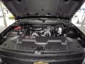 2011 Black Chevrolet Silverado 1500 Extended Cab  photo #17