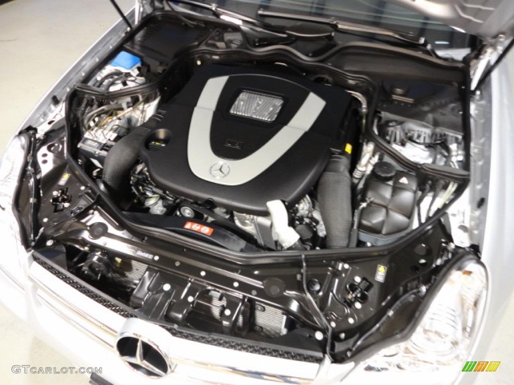 2011 mercedes benz cls 550 5 5 iter dohc 32 valve vvt v8 for Mercedes benz v8 engine