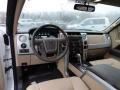 Dashboard of 2012 F150 Lariat SuperCrew 4x4