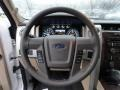 2012 F150 Lariat SuperCrew 4x4 Steering Wheel