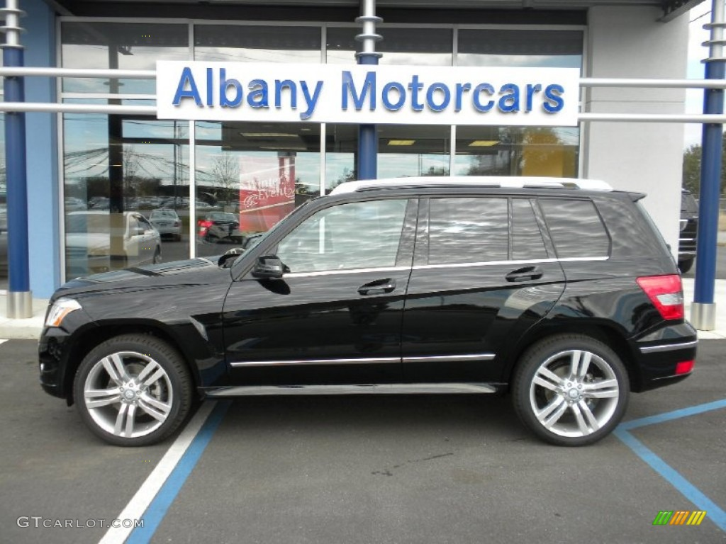 Glk Specs >> 2012 Black Mercedes-Benz GLK 350 #57095105 Photo #2 ...