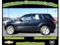 Black Pearl Metallic 2008 Suzuki Grand Vitara 4x4