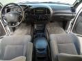 2004 Toyota Tundra Light Charcoal Interior Dashboard Photo