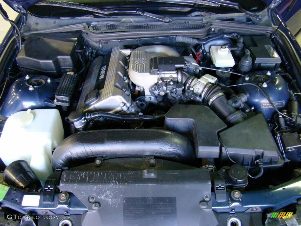 1998 bmw 3 series 318ti coupe 1 9 liter dohc 16 valve 4
