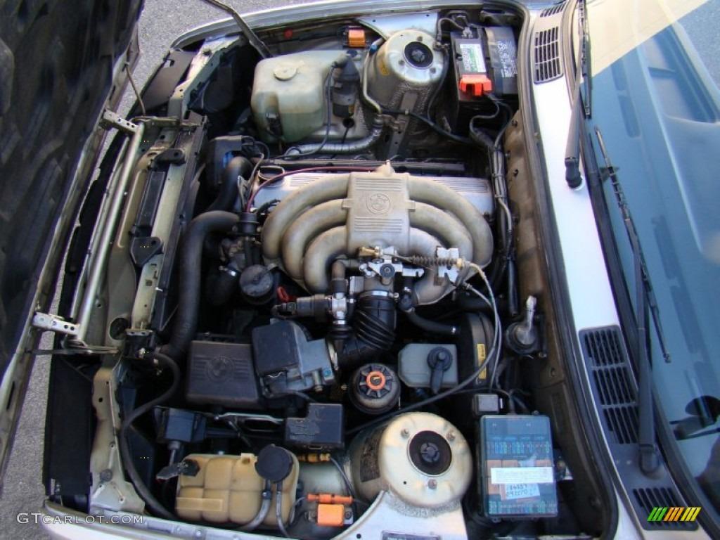 1991 bmw 325i convertible specs