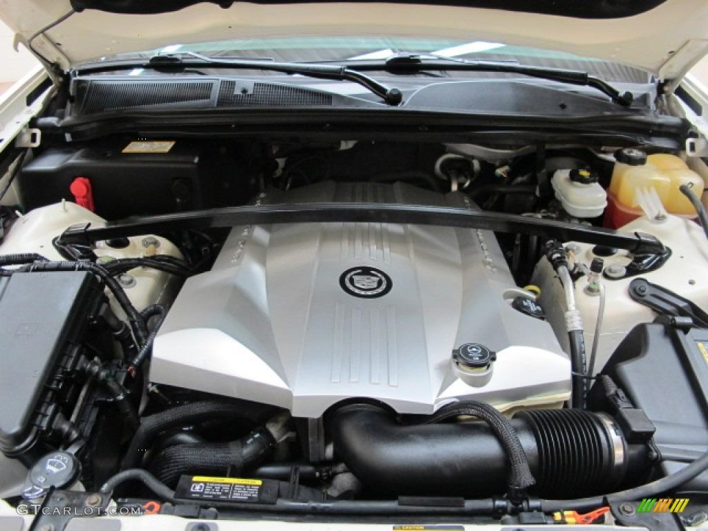 2004 Cadillac SRX V8 4.6 Liter DOHC 32-Valve Northstar V8 ...