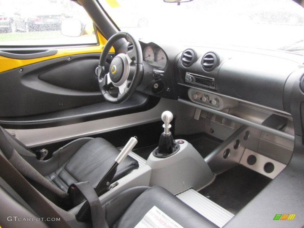 black interior 2007 lotus exige s photo 57175044 gtcarlot com gtcarlot com