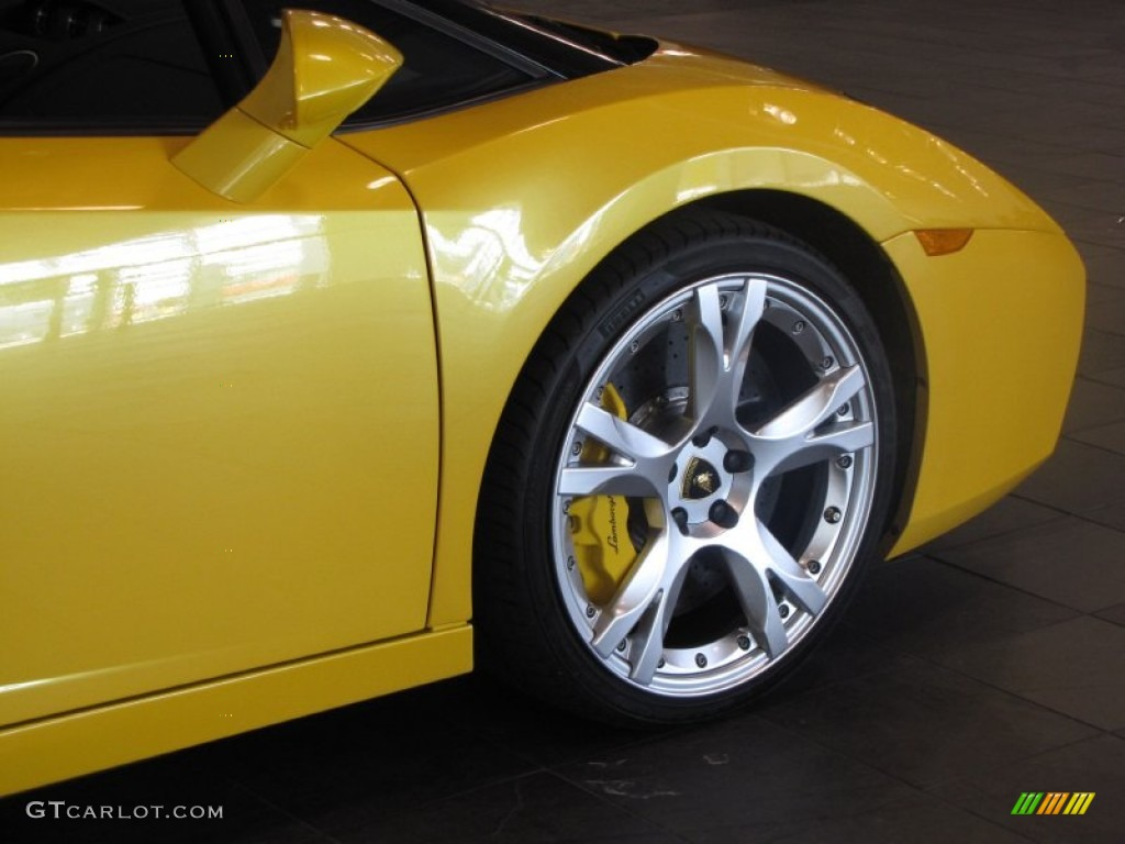 2007 lamborghini gallardo spyder wheel photo 57180892. Black Bedroom Furniture Sets. Home Design Ideas