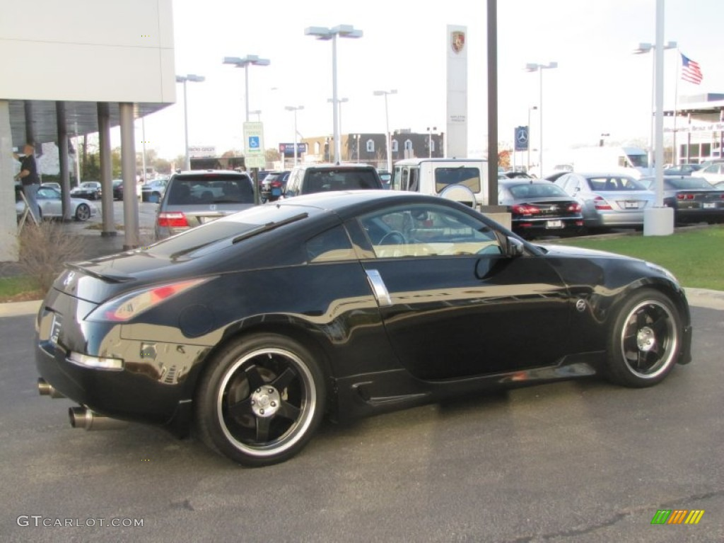2004 nissan 350z touring coupe custom wheels photos. Black Bedroom Furniture Sets. Home Design Ideas