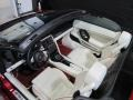 Blanco Polar 2007 Lamborghini Gallardo Interiors