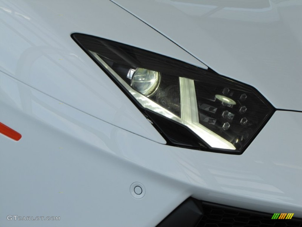 2012 Lamborghini Aventador Lp 700 4 Headlight Photo 57187273