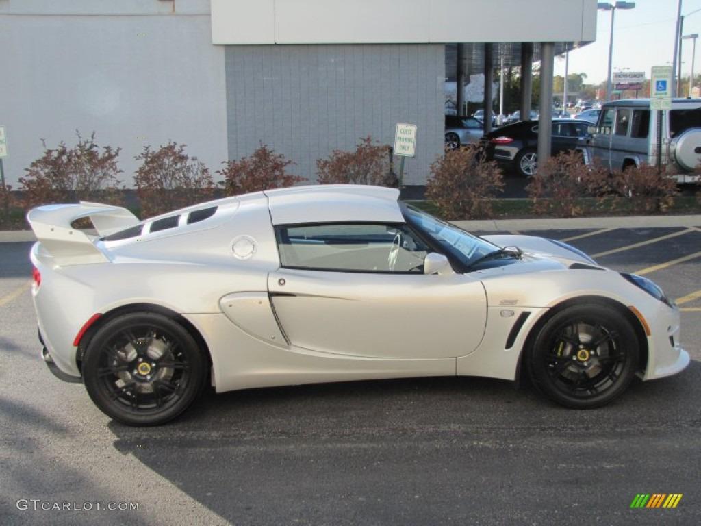 Ice White 2011 Lotus Exige S 260 Sport Exterior Photo 57187993