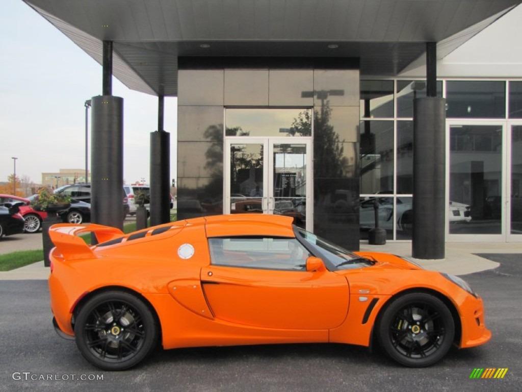 chrome orange 2011 lotus exige s 260 sport exterior photo. Black Bedroom Furniture Sets. Home Design Ideas