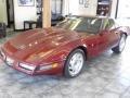 Dark Red Metallic 1993 Chevrolet Corvette Gallery