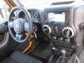 Black Dashboard Photo for 2012 Jeep Wrangler #57197669