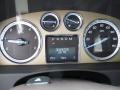 2011 Cadillac Escalade Cocoa/Light Linen Tehama Leather Interior Gauges Photo