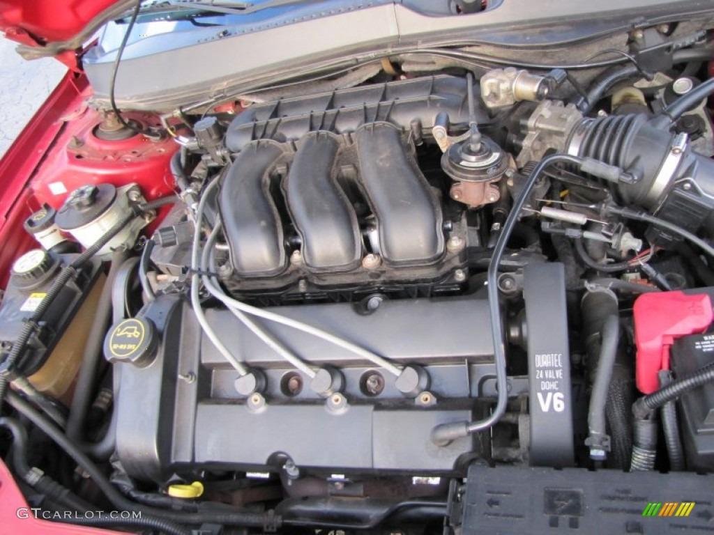 2003 Ford Taurus Sel 3 0 Liter Dohc 24