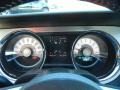 2011 Ford Mustang Saddle Interior Gauges Photo