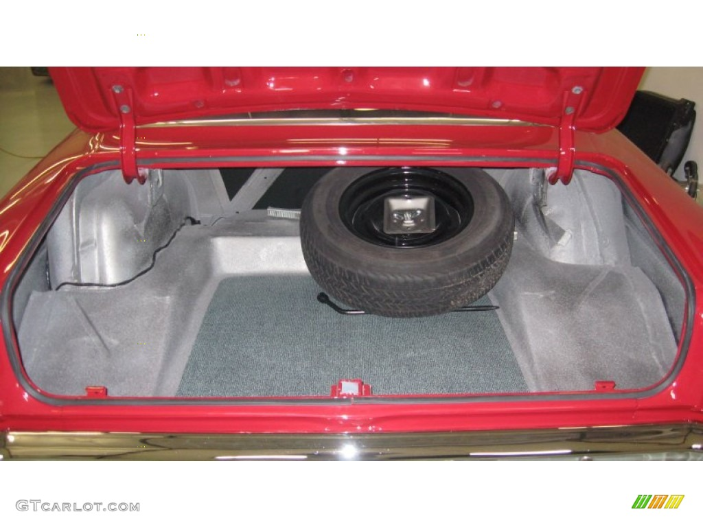 1966 Chevrolet Chevy Ii Nova Ss Sport Coupe Trunk Photo 57213992