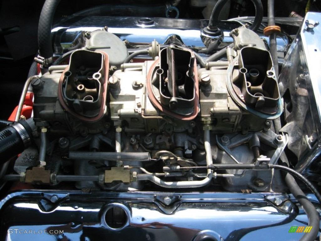 1969 Chevrolet Corvette Coupe 427 Cid 435 HP OHV 16 Valve
