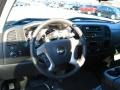 2012 Graystone Metallic Chevrolet Silverado 1500 LT Extended Cab 4x4  photo #10