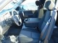 2012 Graystone Metallic Chevrolet Silverado 1500 LT Extended Cab 4x4  photo #11