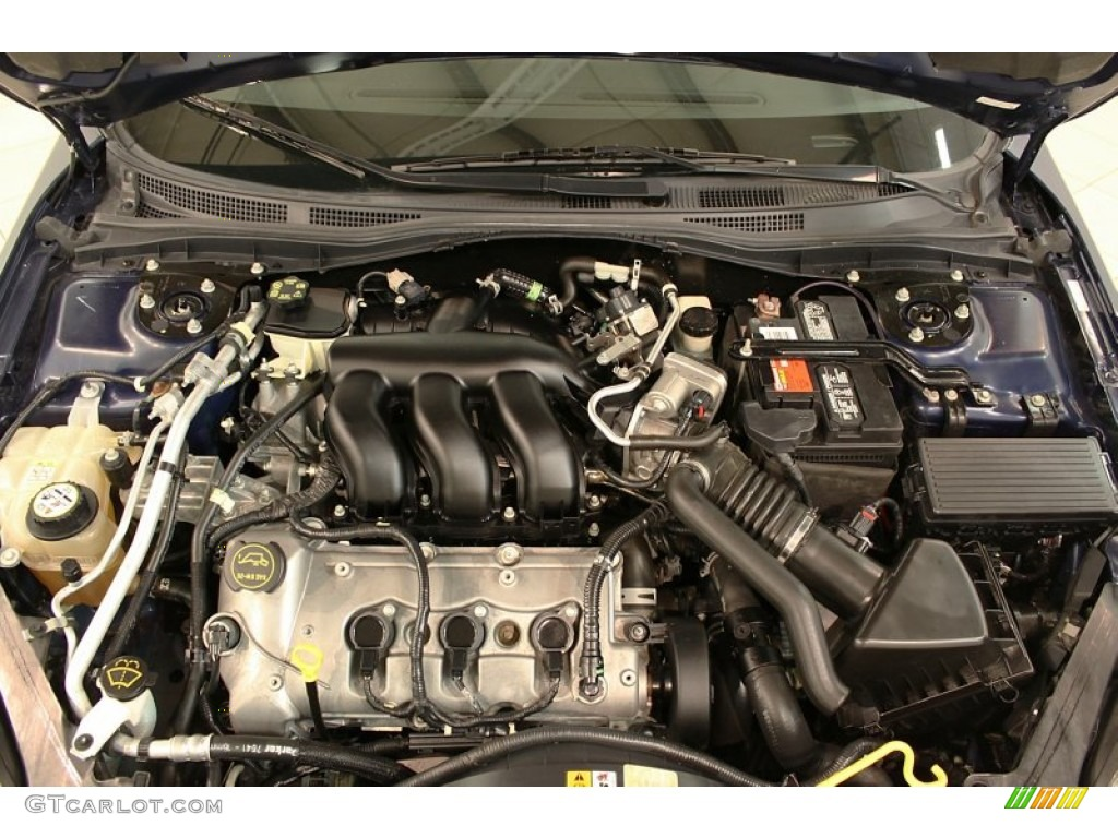 2006 ford fusion se v6 3 0l dohc 24v duratec v6 engine photo rh gtcarlot com 2007 Ford Fusion Engine 2007 ford fusion v6 engine diagram