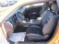 Dark Slate Gray Interior Photo for 2012 Dodge Challenger #57226435
