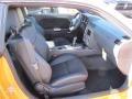 Dark Slate Gray Interior Photo for 2012 Dodge Challenger #57226451
