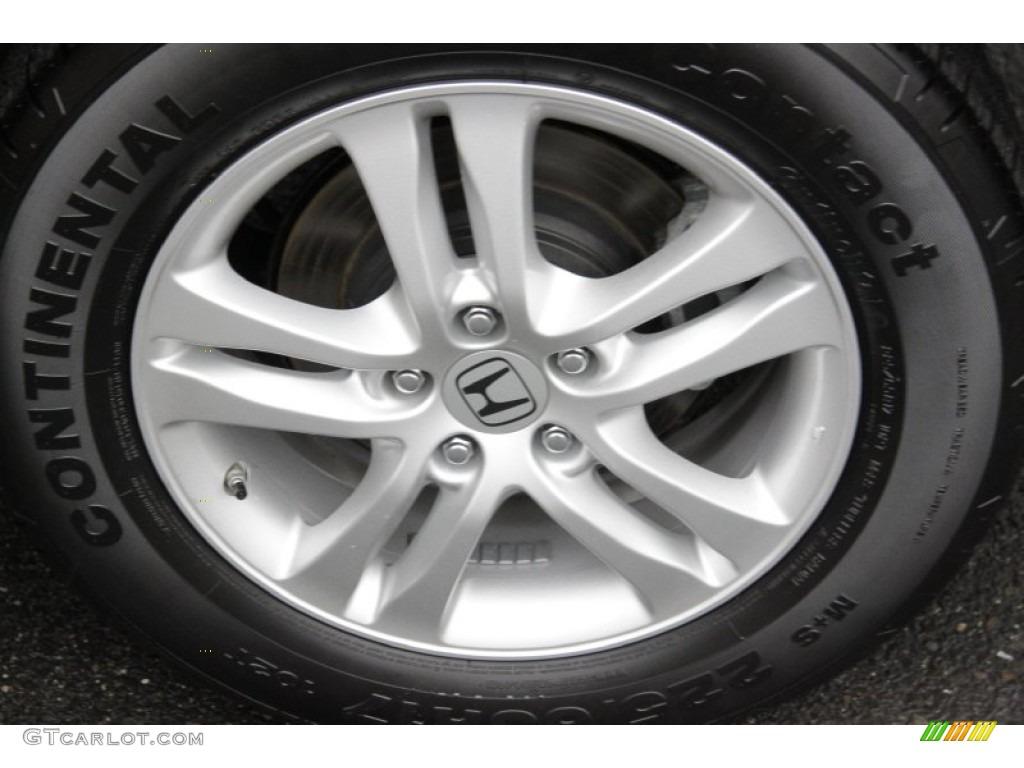 2011 CR-V EX-L 4WD - Urban Titanium Metallic / Ivory photo #18
