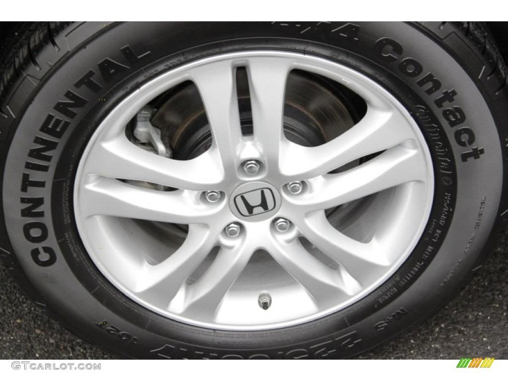 2011 CR-V EX-L 4WD - Urban Titanium Metallic / Ivory photo #20