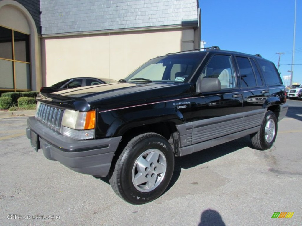 1995 jeep grand cherokee laredo 4x4 exterior photos. Black Bedroom Furniture Sets. Home Design Ideas
