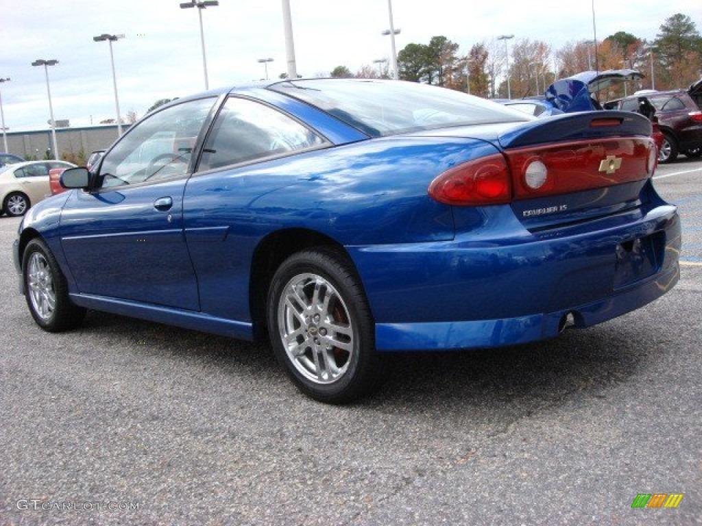 arrival blue metallic 2005 chevrolet cavalier ls sport coupe exterior photo 57239447. Black Bedroom Furniture Sets. Home Design Ideas