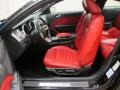 Red Leather Interior Photo for 2005 Ford Mustang #57247703