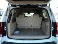 2011 Cadillac Escalade Cashmere/Cocoa Interior Trunk Photo