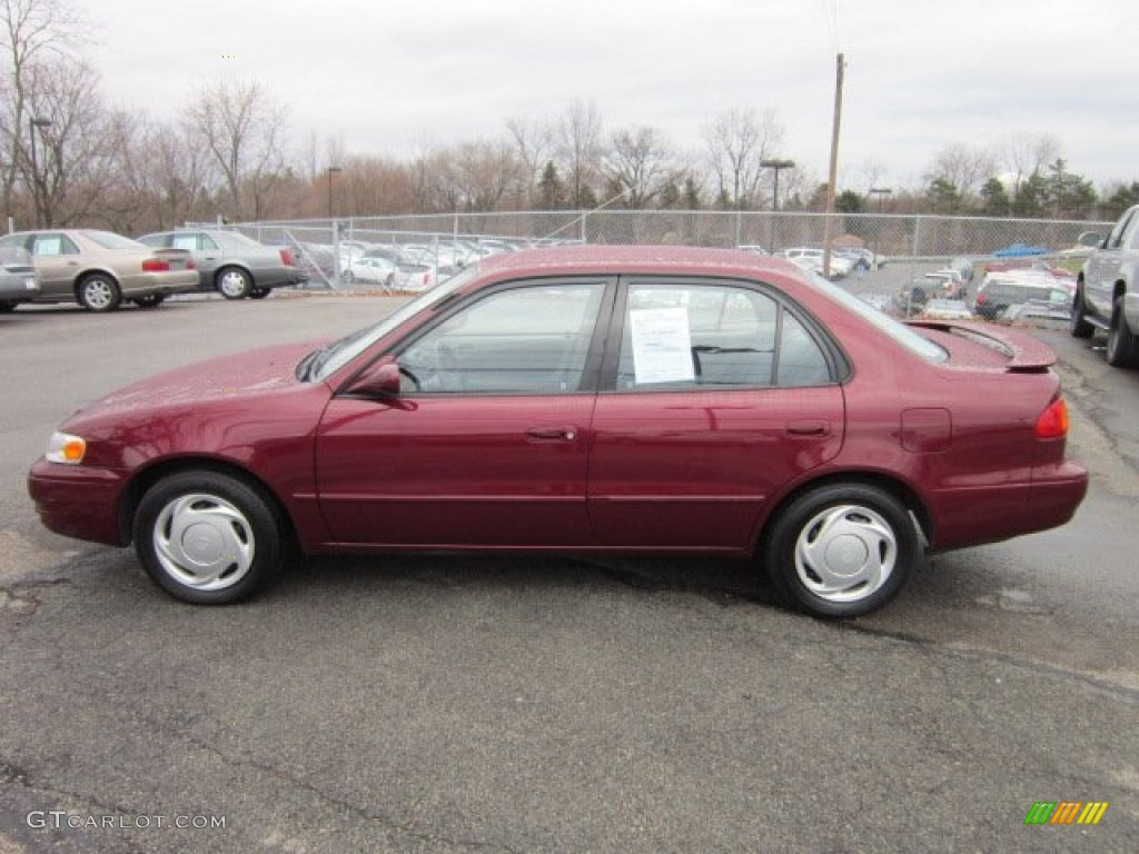 Kelebihan Toyota Corolla 1998 Tangguh