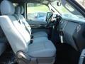 2012 Ingot Silver Metallic Ford F250 Super Duty XLT SuperCab 4x4  photo #16