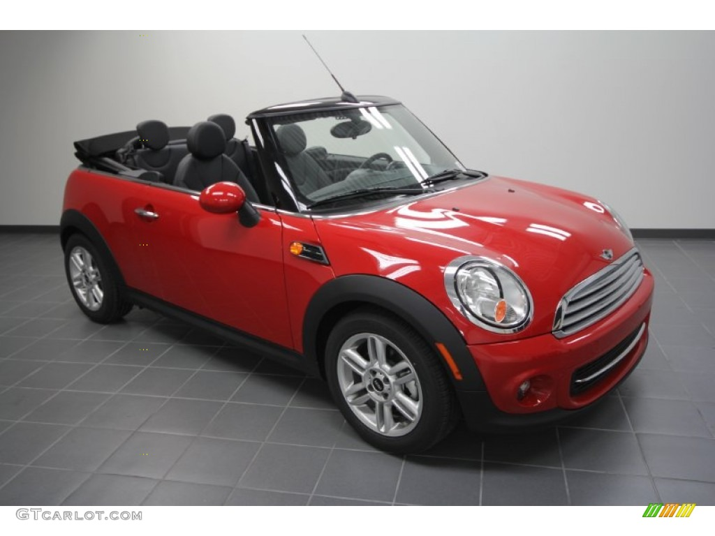 2012 chili red mini cooper convertible 57271922. Black Bedroom Furniture Sets. Home Design Ideas