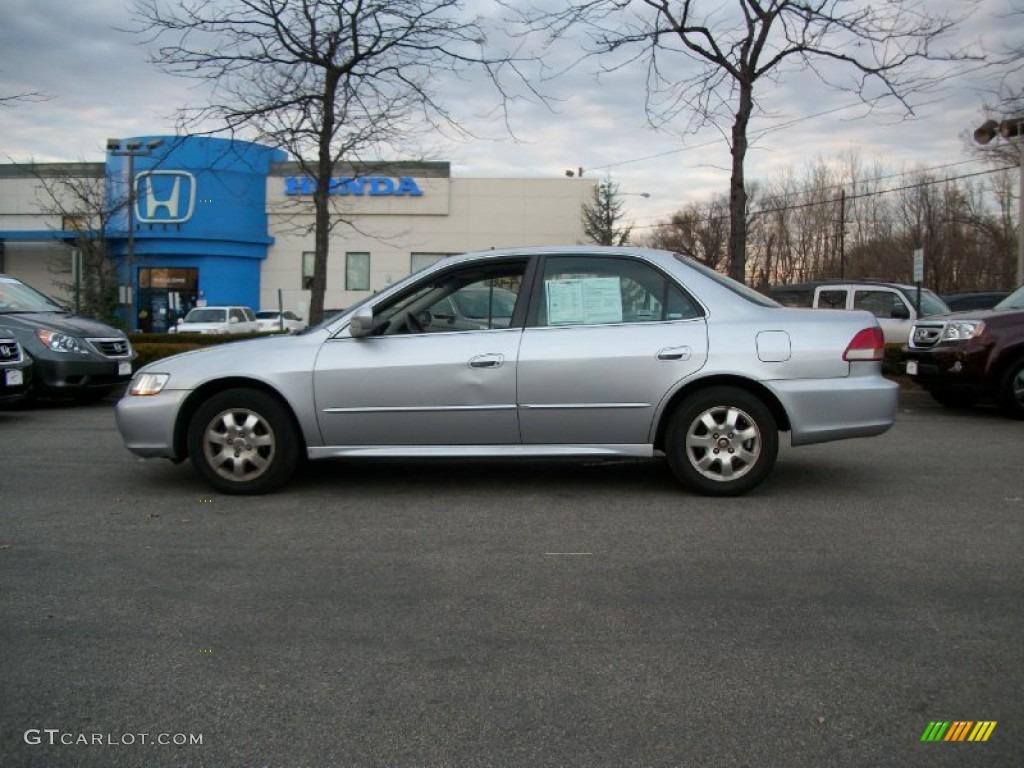 2001 satin silver metallic honda accord ex l sedan. Black Bedroom Furniture Sets. Home Design Ideas
